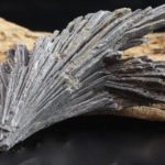 Kyanite, Black
