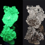 Opal, Hyalite (UV Reactive)