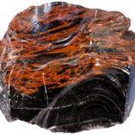 Obsidian, Mahogany