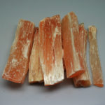 Selenite, Peach