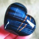 Tiger's Eye, Blue