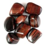 Tiger's Eye, Red